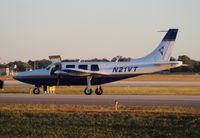 N21VT @ ORL - Aerostar 600