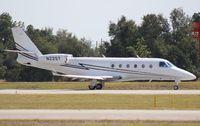 N22ST @ ORL - Gulfstream G150