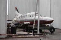 N31VL @ ORL - Cessna 401B