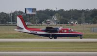 N38WA @ ORL - Aerocommander 690A