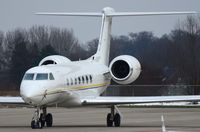 8P-MSD @ EHBK - G550 in MST during Tefaf 2013 - by FerryPNL