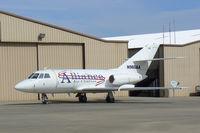 N960AA @ DTO - At the Denton Municipal Airport