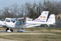 N274RA @ DTO - At the Denton Municipal Airport