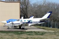 N430BD @ DTO - At the Denton Municipal Airport