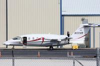 N111VR @ DTO - At the Denton Municipal Airport
