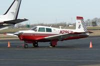 N2967L @ DTO - At the Denton Municipal Airport