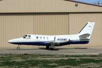 N155MK @ DTO - At the Denton Municipal Airport