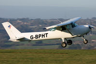 G-BPHT @ EGHA - At the New Year's Day Fly-In. Privately owned. - by Howard J Curtis