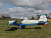 EI-DKZ - Photographed at the Limetree Spring Fly-in 16-03-2013. - by Noel Kearney