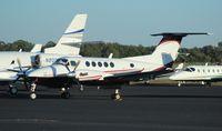 N48PA @ ORL - Beech 200 - by Florida Metal