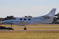 N60NH @ ORL - Swearington SA226
