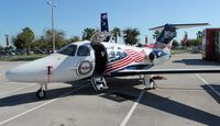 N61HF - Eclipse 500 at NBAA at Orange County Convention Center Orlando