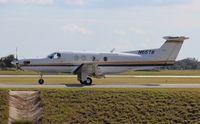 N65TB @ ORL - PC-12 at NBAA