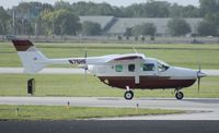 N76HF @ ORL - Cessna 337G