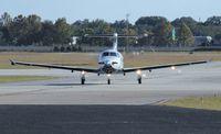 N81MW @ ORL - Pilatus PC-12