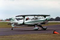 C-GQIZ @ KOSH - Steen Skybolt - by paul.thallon