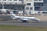 S5-BDG @ EGBB - 2001 Cessna 560XL, c/n: 5605215 at Birmingham