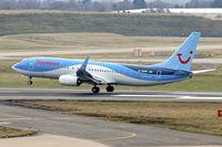 G-TAWN @ EGBB - Thomson's new 2013 Boeing 737-8K5(WL), c/n: 37251 at Birmingham