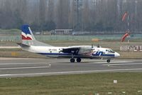 SP-FDS @ EGBB - Antonov An-26B, c/n: 12205 departing from Birmingham