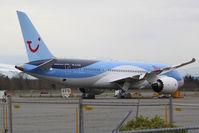 G-TUIA @ KPAE - First 787-8 for Thomson Airways - by Joe G. Walker