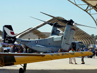 168011 @ KNJK - Taken during an air show at the Naval Air Facility in El Centro, California. - by Eleu Tabares