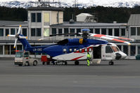 LN-ONC @ ENBR - Bristow Helicopters - by Tomas Milosch