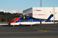 LN-OQD @ ENBR - CHC Helikopter Service - by Tomas Milosch
