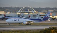 CC-CRG @ KLAX - Taxiing to gate at LAX - by Todd Royer
