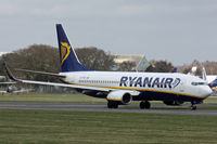 EI-DWZ @ EGHH - Ryanair - by Howard J Curtis