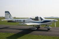 G-BYXO @ EGVP - VT Aerospace/No.1 EFTS. - by Howard J Curtis