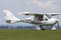 G-CTDW @ EGHA - Privately owned. - by Howard J Curtis