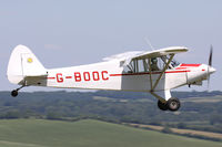 G-BOOC @ EGHA - Privately owned. - by Howard J Curtis