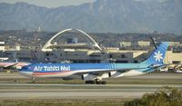 F-OSEA @ KLAX - Taxiing to gate