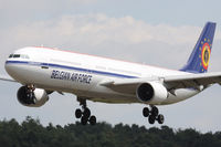 CS-TMT @ EGHH - Belgian Air Force. - by Howard J Curtis