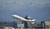 N289MT @ KLAX - Departing LAX - by Todd Royer