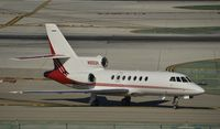 N950H @ KLAX - Taxiing to parking at LAX