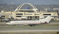 N289MT @ KLAX - Taxiing to parking at LAX