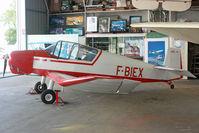 F-BIEX @ LFRE - Musee Aeronautique Presq'ile Cote d Amour - by Howard J Curtis