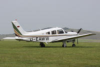 D-EAWW @ EGHA - Privately owned. - by Howard J Curtis