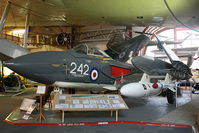 XJ571 - Preserved at the Solent Sky Museum, Southampton. - by Howard J Curtis