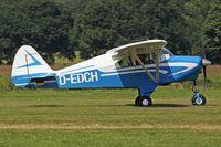D-EDCH @ EBDT - Schaffen Fly In 2012. - by Stefan De Sutter