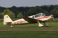 D-EFOH @ EBDT - Schaffen Fly In 2012. - by Stefan De Sutter