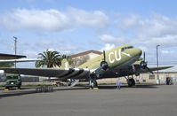 42-68835 - Douglas C-53D Skytrooper at the Aerospace Museum of California, Sacramento CA - by Ingo Warnecke
