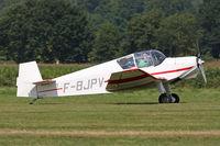 F-BJPV @ EBDT - Schaffen Fly In 2012. - by Stefan De Sutter