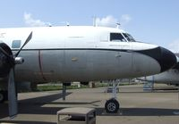 54-2822 - Convair VC-131D Samaritan at the Aerospace Museum of California, Sacramento CA - by Ingo Warnecke