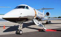 N93M @ ORL - Gulfstream G-V at NBAA