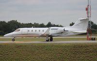 N99AT @ ORL - Lear 31A at NBAA