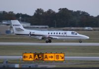 N100GY @ ORL - Former Net Jets C560 at NBAA - by Florida Metal