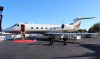 N100HF @ ORL - Gulfstream IV at NBAA - by Florida Metal