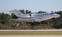 N106CX @ ORL - Citation X in for NBAA